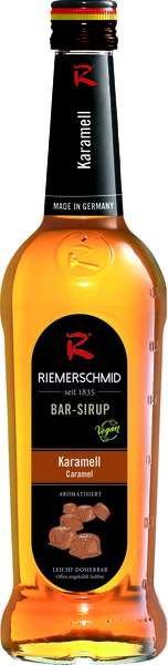 Riemerschmid Bar-Sirup Karamell 0,7L