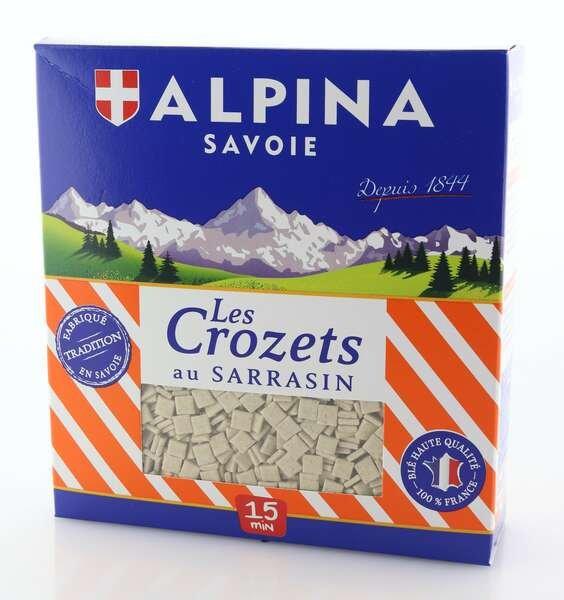 Alpina Savoie Buchweizen Crozets Nudeln 400g