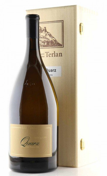 """Terlan """"Quarz"""" Sauvignon Blanc DOC 2016 3L Doppelmagnum OHK"""