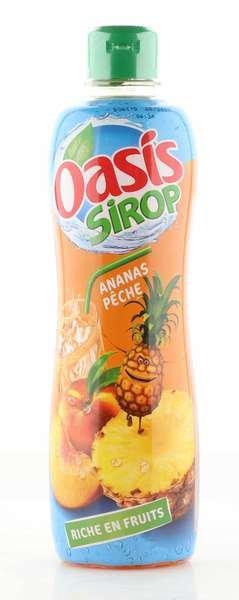 Oasis Sirup Ananas Pfirsich 750ml