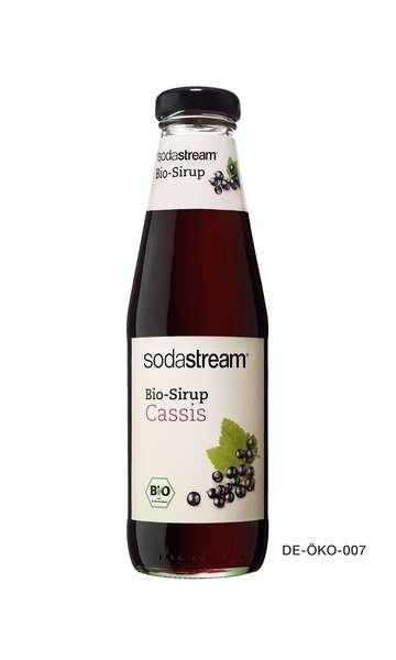 SodaStream BIO Sirup Cassis 500ml