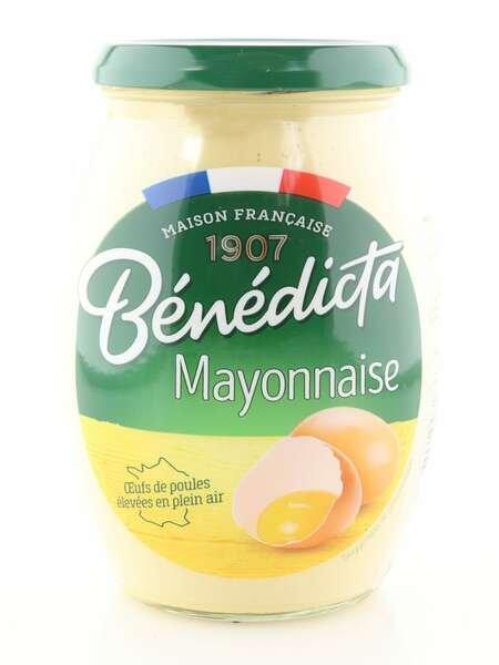 Benedicta Mayonnaise aus Frankreich im 770g Glas