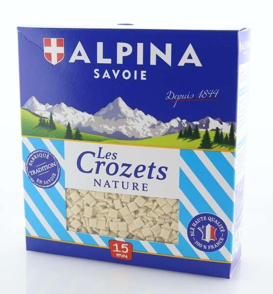 Alpina Savoie einfache Crozets Nudeln 400g