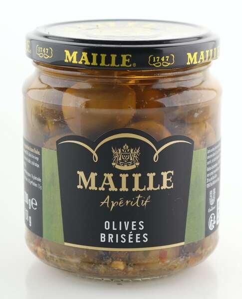 Maille Olives brisées 151g
