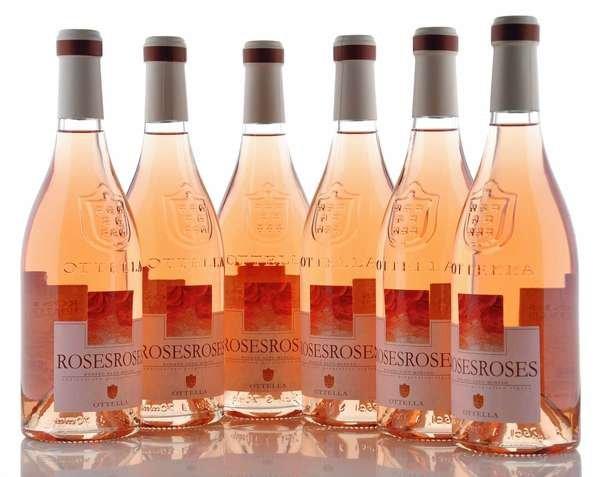 6 X Ottella Rosesroses Rosé