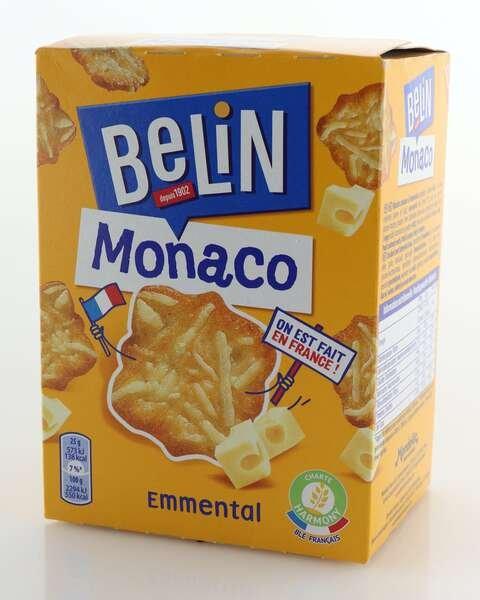 Belin Cracker Monaco mit Emmentaler 100g