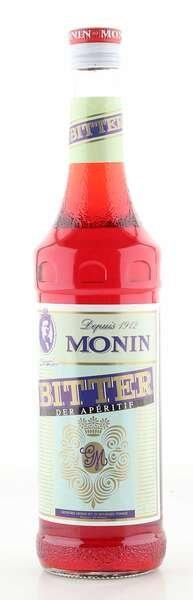 Monin Sirup Bitter 0,7L Flasche