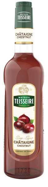 Bar Sirup Kastanie - Teisseire Special Barman - 700ml
