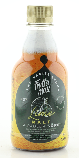 MHD 16.10.21 Frutta Max Radler Sirup Zitrone-Limette