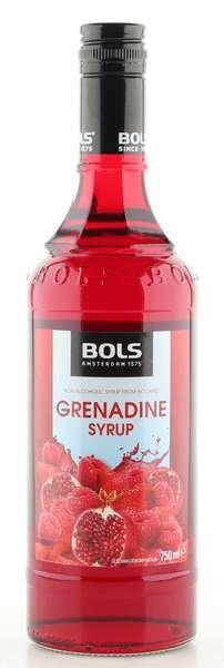 Bols Bar-Sirup Grenadine