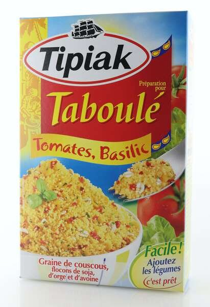 Tipiak Taboule mit Tomate und Basilikum 350g