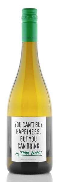 "Emil Bauer Pinot Blanc ""Happy"""
