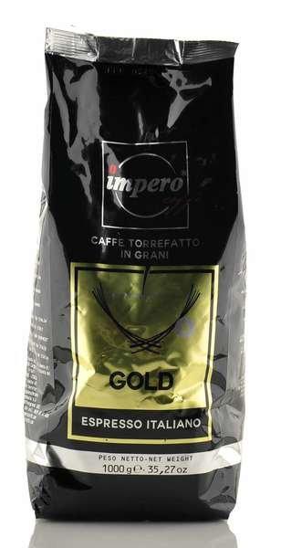 Espresso Italiano Gold - Impero caffe - 1000gr