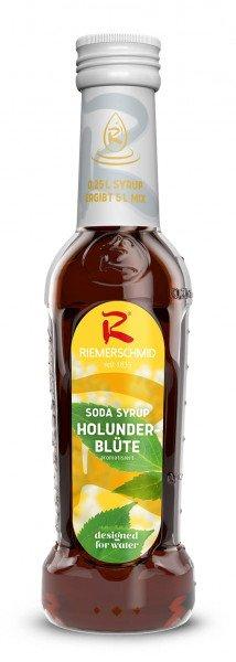 Riemerschmid Soda-Sirup Holunderblüte