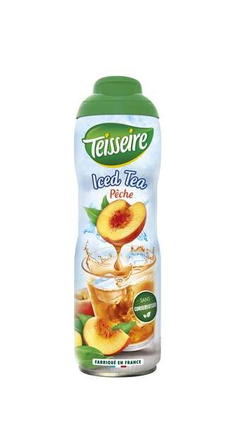 Teisseire Sirup Eis Tee Pfirsich 600ml