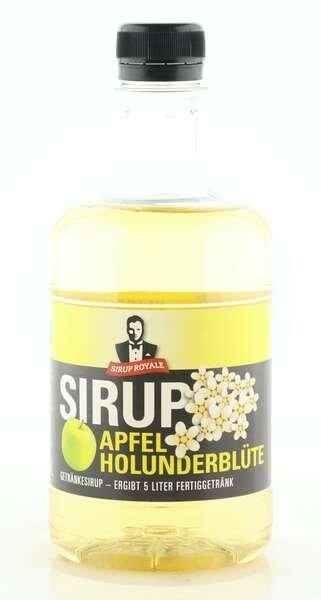 Sirup Royale Apfel-Holunderblüte 0,5L