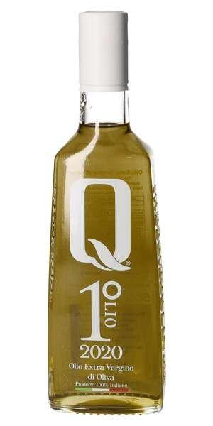 Quattrociocchi Novello 1 Olio 2020 Olivenöl extra vergine 0,5L