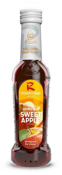 Riemerschmid Soda-Sirup Sweet Apple - Süsser Apfel