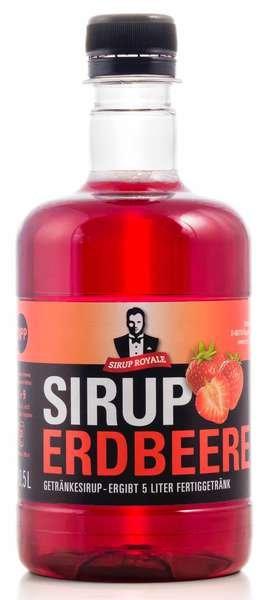 Sirup Royale Erdbeere 0,5L