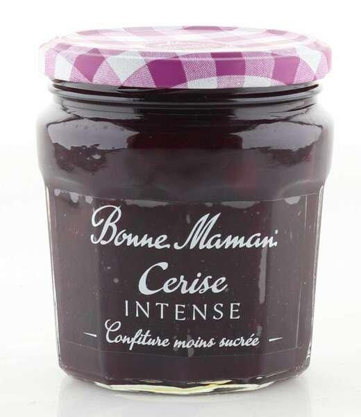 "Bonne Maman Intense (intensiv fruchtig) ""Kirsche"" 335g Glas"