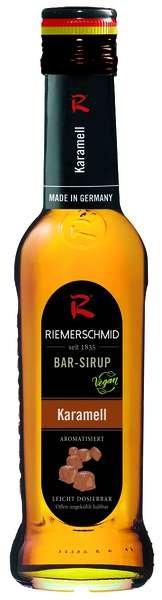 Riemerschmid Bar-Sirup Karamell 0,25L
