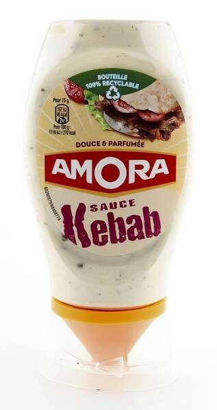 Amora Kebab Sauce 256g Standtube