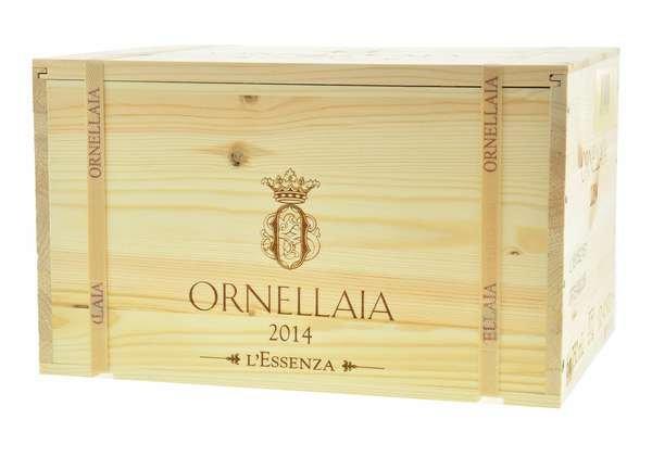 """6 X Tenuta Dell """"Ornellaia"""" Bolgheri rosso superiore"""