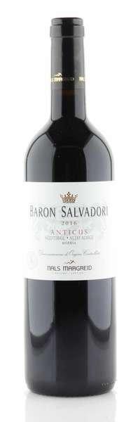 """Nals Margreid """"Baron Salvadori"""" Anticus DOC 2016 0,75L"""