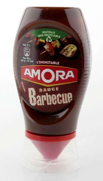 Amora Barbecue Sauce 285g Standtube