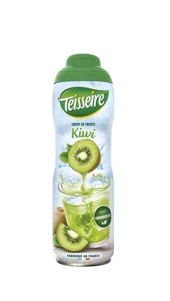 Teisseire Sirup Kiwi 600ml