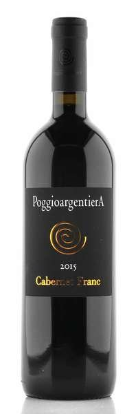 PoggioargentierA Cabernet Franc 2016 IGT 0,75L - BIO