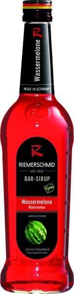 Riemerschmid Bar-Sirup Wassermelone 0,7L
