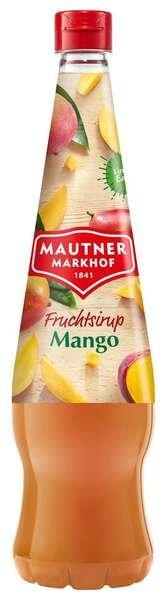 Mautner Markhof Sirup Mango