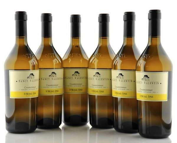 6 X St. Michael Eppan Chardonnay Sanct Valentin