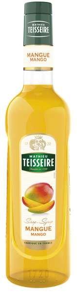 Bar Sirup Mango - Teisseire Special Barman - 700ml