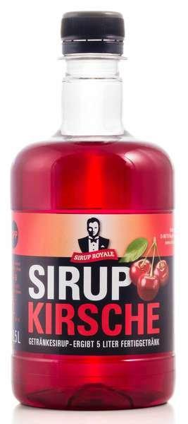 Sirup Royale Kirsche 0,5L