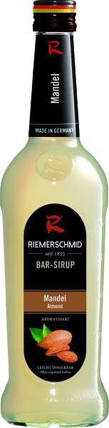 Riemerschmid Bar-Sirup Mandel 0,7L