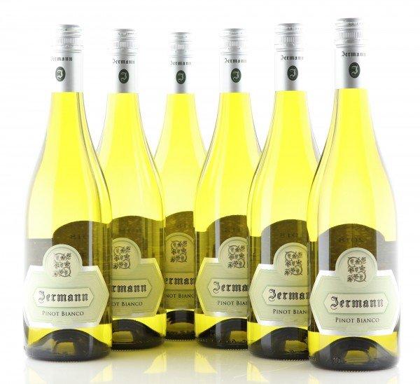 6 X Jermann Pinot Bianco Weissburgunder