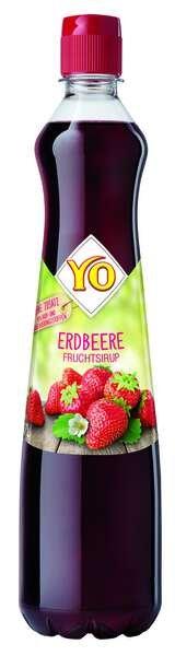 YO Sirup Erdbeere