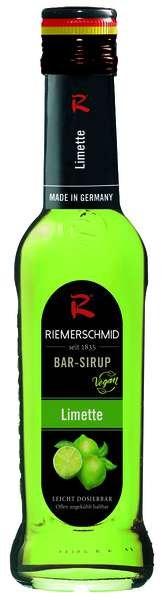 Riemerschmid Bar-Sirup Limette 0,25L