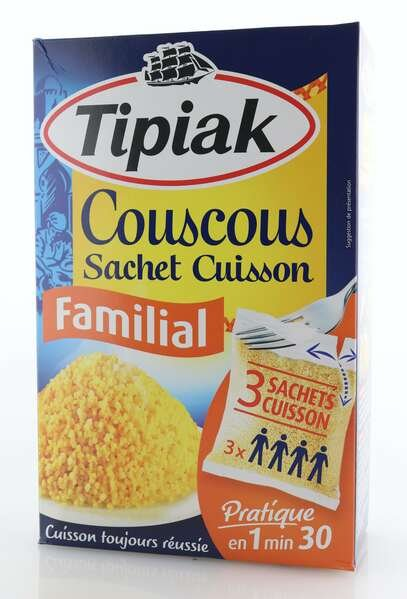 Tipiak Couscous Familial 630g