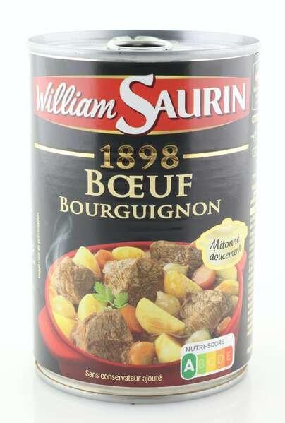 William Saurin Boeuf Bourguignon 400g