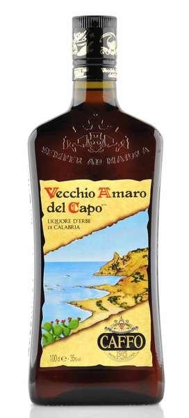 Caffo Vecchio Amaro del Capo Kräuterlikör 1 Liter