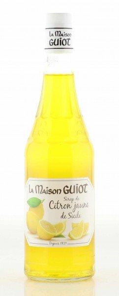 La Maison Guiot Sirup sizilianische Zitronen 700ml