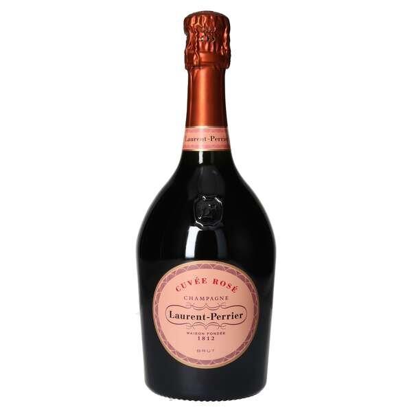 Laurent Perrier Champagne Cuvee Rose Brut