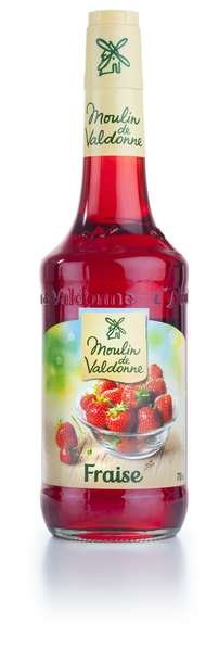 Moulin de Valdonne Sirup Erdbeere 700ml