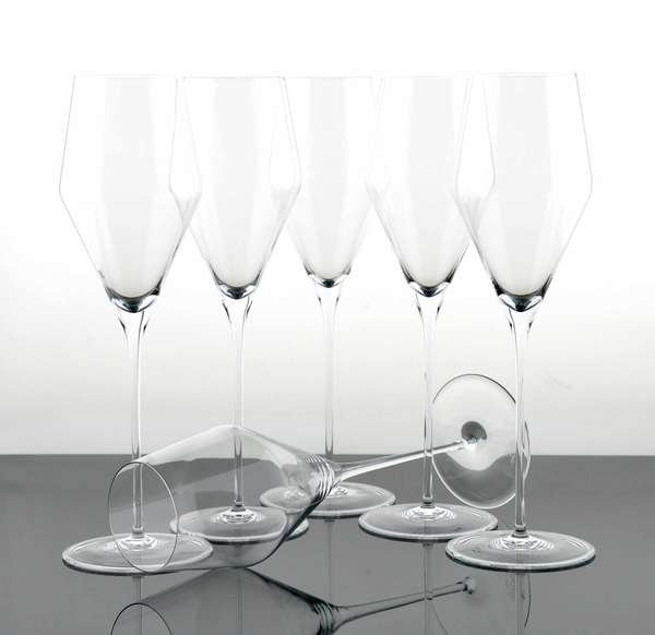 Zalto Denk'Art Champagner Glas 6-er Set im Geschenkkarton