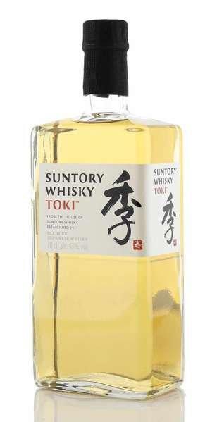 Suntory Toki Blended Japanese Whisky 0,7L