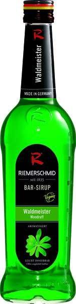 Riemerschmid Bar-Sirup Waldmeister 0,7L