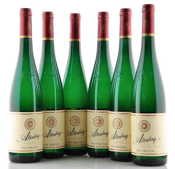 6 X Van Volxem Altenberg alte Reben 2016 0,75l